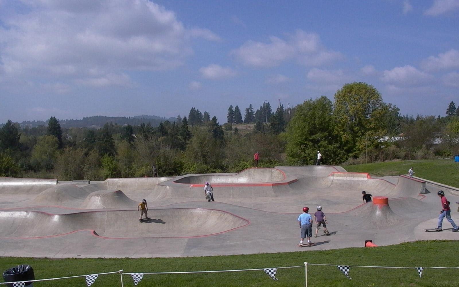 Chehalem Skate Park - Newberg, OR